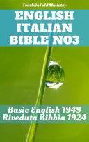 English Italian Bible No3