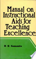 Manual On Instructional Aids For Teaching Excellence