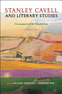 Pdf Stanley Cavell and Literary Studies Telecharger