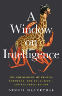 A Window on Intelligence Book