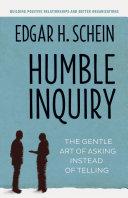 Humble Inquiry
