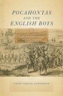 Pdf Pocahontas and the English Boys
