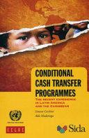 Conditional Cash Transfer Programmes