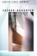 Father-Daughter Incest Pdf/ePub eBook