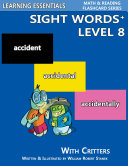 Sight Words Plus Level 8: Sight Words Flash Cards with Critters for Grade 3 & Up Pdf/ePub eBook