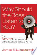 Why Should the Boss Listen to You? Pdf/ePub eBook
