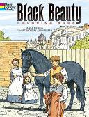 Pdf Black Beauty Coloring Book