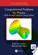 Computational Problems for Physics Book