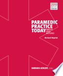 Paramedic Practice Today Book