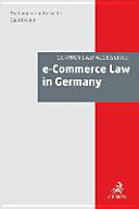 E Commerce Law in Germany