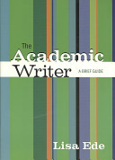 The Academic Writer & Documenting Sources in MLA Style 2009 Update