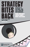 Strategy Bites Back Epub Ebook