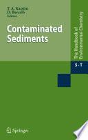 Book Cover: Contaminated Sediments