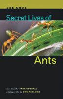 Secret Lives of Ants