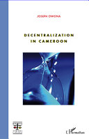 Decentralization in Cameroon
