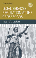 Legal Services Regulation at the Crossroads