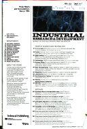 Industrial Research & Development