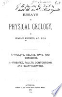Essays on Physical Geology