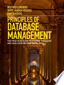 Principles of Database Management Book