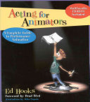 Acting For Animators Book PDF
