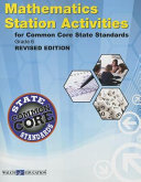 Station Activities for Common Core State Standards Mathematics  Grade 6