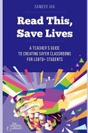 Read This  Save Lives  A Teacher