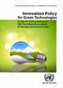 Innovation Policy for Green Technologies