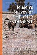 Jensen's Survey of the Old Testament Pdf/ePub eBook