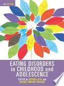 Eating Disorders in Childhood and Adolescence Book