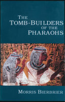 the tomb- builders of the pharaohs