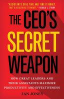 The CEO's Secret Weapon Pdf/ePub eBook