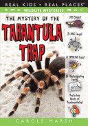 The Mystery of the Tarantula Trap Pdf/ePub eBook