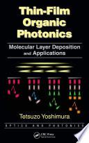 Thin Film Organic Photonics Book