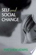 Self And Social Change PDF