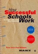 How Successful Schools Work Pdf/ePub eBook