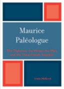 Maurice Pal  ologue