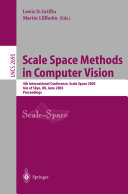 Scale Space Methods in Computer Vision
