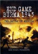 End Game Burma