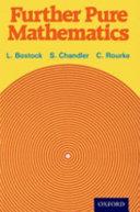 Pdf Further Pure Mathematics