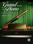 Grand Solos for Piano  Book 2