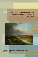 Collected Poems of Ralph Waldo Emerson 1823 1911