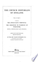 The Anglo Saxon Chronicle Book PDF