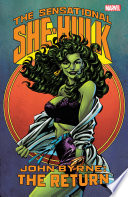 Sensational She Hulk By John Byrne