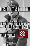 Hess Hitler Churchill