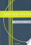 Basic Real Analysis - Houshang H  Sohrab - Google Books
