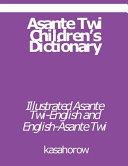 Asante Twi Children s Dictionary