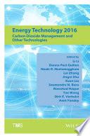 Energy Technology 2016