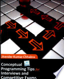 Conceptual Programming Tips for interviews and Competitive exams: Tricky problems and Solutions