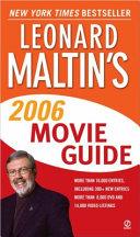 Leonard Maltin S Movie Guide 2006