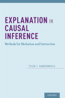 Explanation in Causal Inference